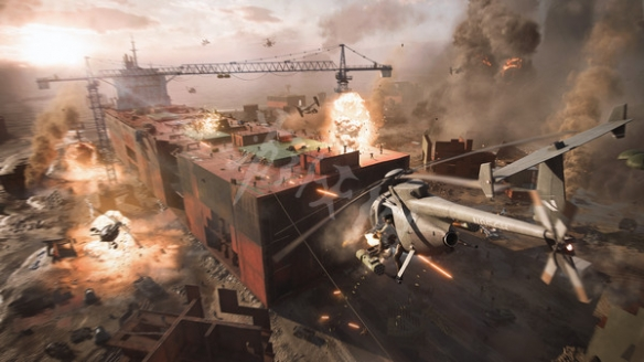 《战地2042》游戏模式有哪些?游戏模式机制介绍
