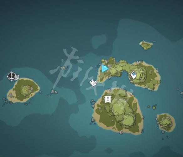 《原神》金苹果群岛隐藏宝箱在哪?金苹果群岛隐藏宝箱位置分享