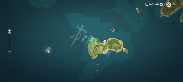 《原神》海岛阿贝多在哪?海岛阿贝多位置分享