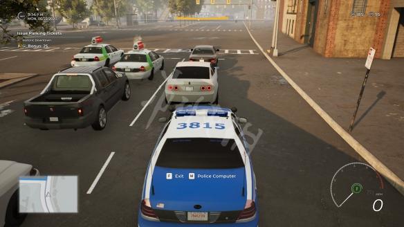 《警察模拟器巡警》车牌过期能扣留吗?可以扣留的车辆分享