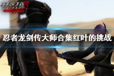 《忍者龙剑传大师合集》红叶的挑战怎么打?红叶的挑战打法视频