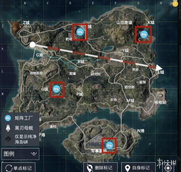 《和平精英》SS14赛季落点推荐 SS14在哪跳伞好