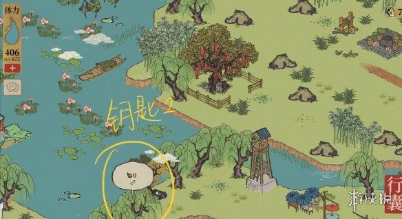 《江南百景图》钱塘春行钥匙在哪 钱塘春行钥匙位置分享