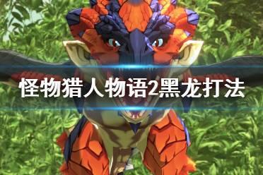 《怪物猎人物语2》黑龙怎么打?黑龙打法心得