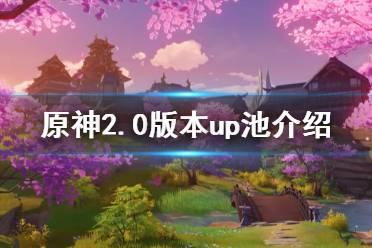 《原神》2.0版本up池角色有什么?2.0版本up池介绍