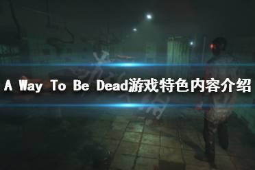 《A Way To Be Dead》好玩吗 游戏特色内容介绍