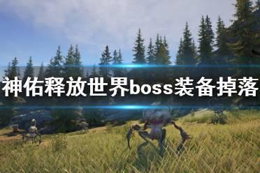 《神佑释放》世界boss怎么刷?世界boss装备掉落机制详解
