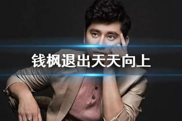湖南卫视与钱枫解除合作关系怎么回事 钱枫退出天天向上