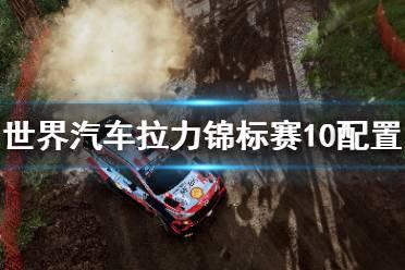 《世界汽车拉力锦标赛10》配置要求高吗?游戏配置要求一览