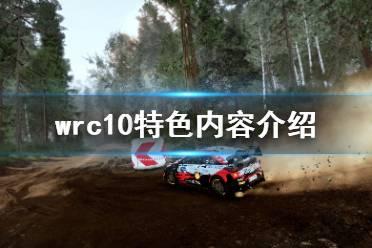 《世界汽车拉力锦标赛10》好玩吗?游戏特色内容介绍