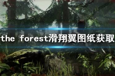 《森林》滑翔翼图纸在哪里?滑翔翼图纸获取方法介绍