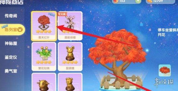 《摩尔庄园手游》枫树种子有什么用 枫树种子作用