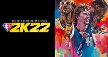 《NBA 2K22》实机演示视频分享