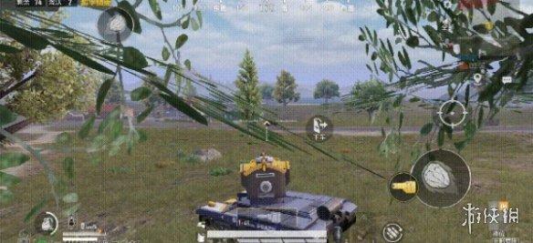 《和平精英》盔仔装甲车在哪 盔仔装甲车刷新点介绍