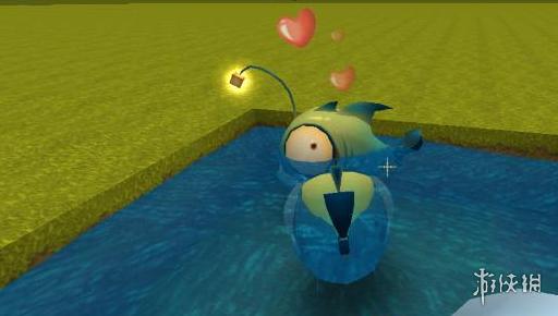 《迷你世界》鱼怎么驯服 灯笼鱼驯服攻略