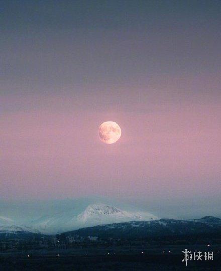 中秋月亮图片分享 中秋月亮图片唯美