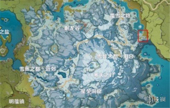 《原神》星银矿石位置在哪 星银矿石位置介绍(图2)