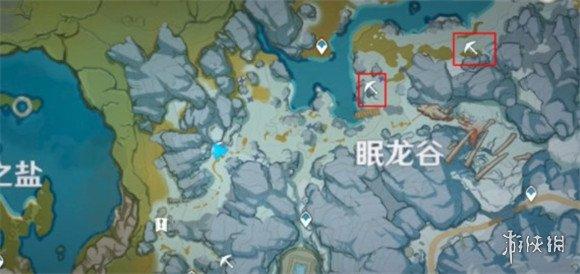 《原神》星银矿石位置在哪 星银矿石位置介绍(图4)