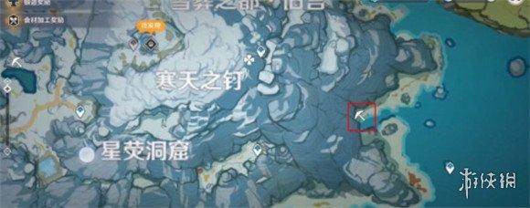 《原神》星银矿石位置在哪 星银矿石位置介绍(图8)