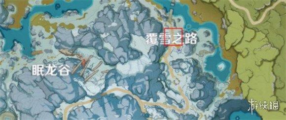 《原神》星银矿石位置在哪 星银矿石位置介绍(图3)