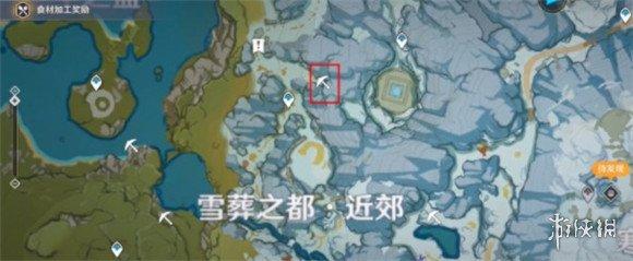 《原神》星银矿石位置在哪 星银矿石位置介绍(图5)