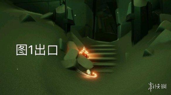 《光遇》大蜡烛10.5位置 10月5日大蜡烛在哪(图3)