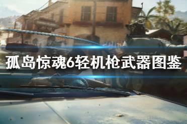 《孤岛惊魂6》轻机枪有哪些 轻机枪武器图鉴大全