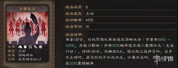 《三国志战略版》于吉加强后值得培养吗 于吉战法阵容搭配推荐