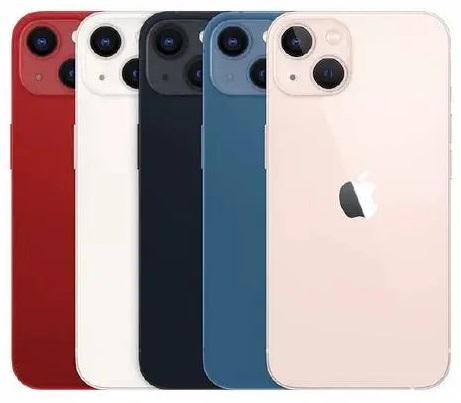 iPhone13将减产1000万部 受芯片短缺影响iPhone13将减产