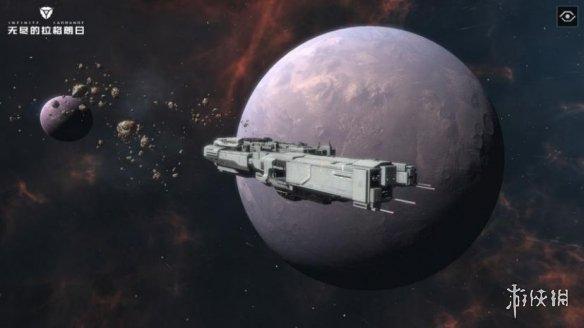《无尽的拉格朗日》10月13日更新介绍 跨星系通讯舰船平衡性调整