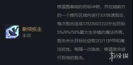 《云顶之弈手游》铁骑格温阵容推荐 武器格温装备搭配攻略