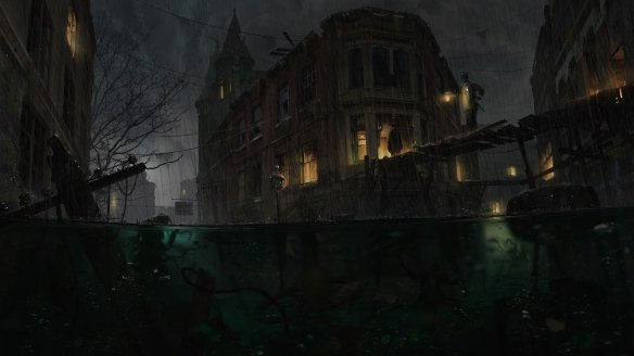 《沉没之城》评测  直击克苏鲁客户