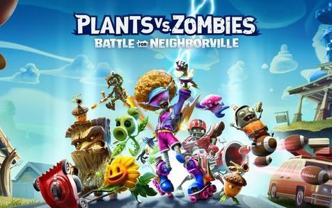 植物大战僵尸邻里之战图文攻略全boss打法+全植物僵尸玩法