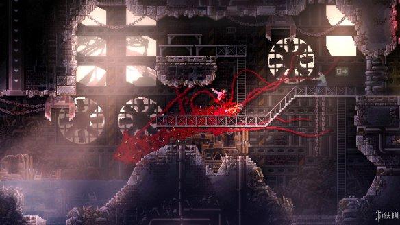 《红怪》图文评测:实验室出逃的红色软泥怪