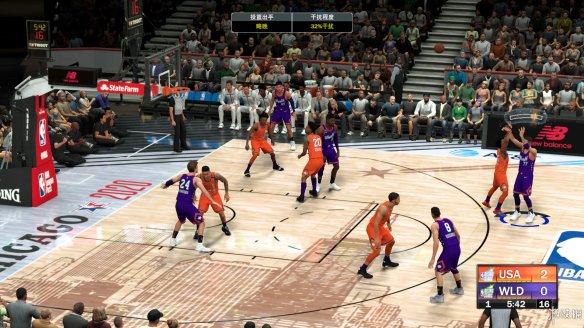 《NBA 2K21》图文评测:最真实的比赛尽在2K!