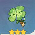 幸运儿绿花
