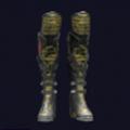 军毒陶瓷夹层战斗外骨骼长统靴