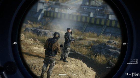 《狙击手幽灵战士契约2》图文评测:拟真狙击游戏佳作