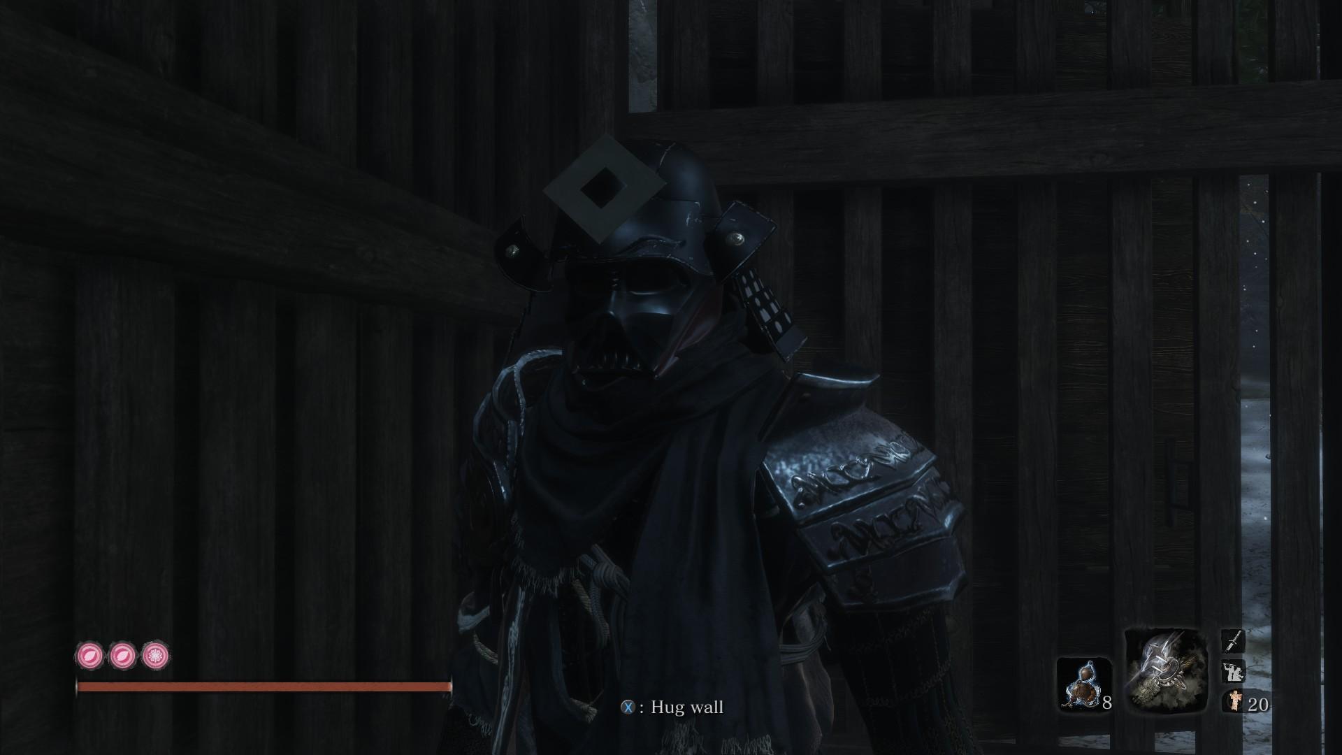 戴面具的武士维达MOD