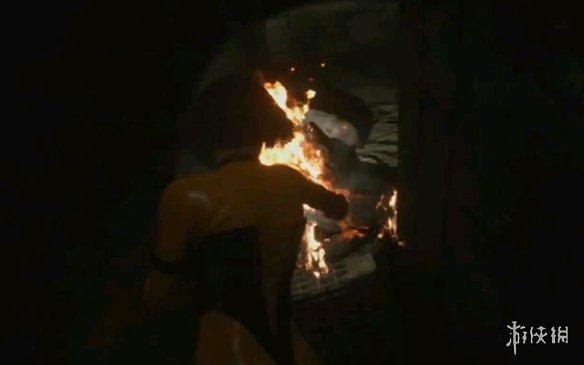 《生化危机3:重制版》带火小皮鞭MOD