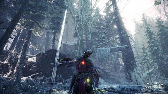《怪物猎人世界:冰原》黑魂双手巨剑MOD