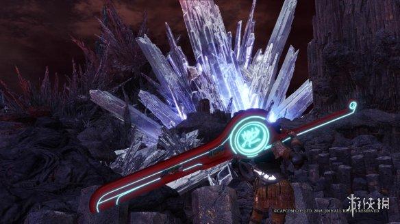《怪物猎人世界:冰原》异度神剑莫纳德长剑MOD