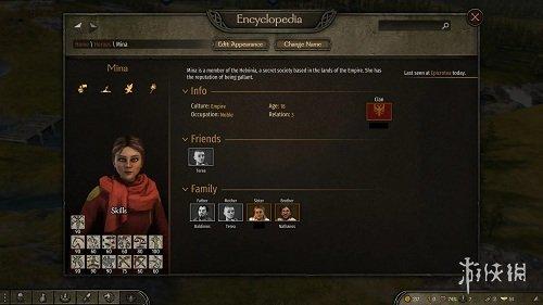 《骑马与砍杀2》帝国玩家的妹妹MOD