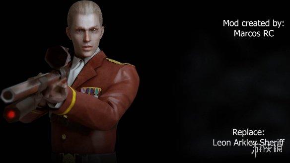 《生化危机2:重制版》阿尔弗雷德取代里昂MOD