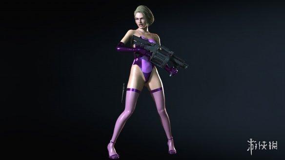《生化危机3:重制版》吉尔紧身袖套MOD