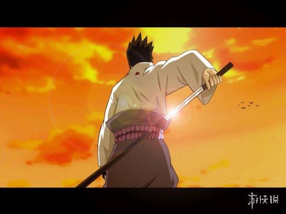 《只狼:影逝二度》火影忍者佐助草薙剑MOD