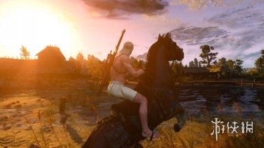 《巫师3:狂猎》摇杆式控制马匹MOD