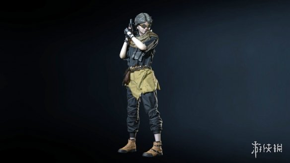 《生化危机3:重制版》瓦莱莉荒野服装外观MOD,生化危机3重制版瓦莱莉荒野服装外观mod下载,生化3重制版mod下载