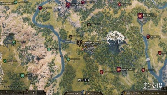 《骑马与砍杀2》商人城MOD,骑马与砍杀2商人城mod下载,骑马与砍杀2mod下载