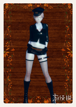 《AI少女》诱惑女警皮衣MOD,ai少女诱惑女警皮衣mod下载,ai少女mod下载